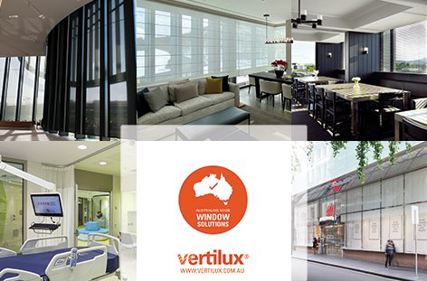Vertilux safe and sustainable window coverings