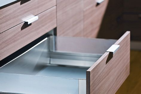 TANDEMBOX intivo and TANDEMBOX antaro from Blum