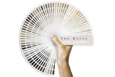 The Range Whites & Neutrals fandeck from Resene