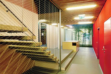 Ronstan X-Tend stainless steel flexible wire mesh is the ideal solution for safety and security.