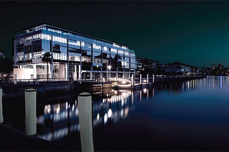 The SPARC International Lighting Event will be held at Darling Island.