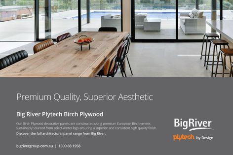 Big River Plytech birch plywood