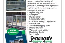 Industrial gates and perimeter security