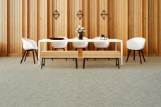 Premium woven vinyl flooring from GEO Flooring