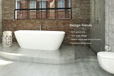 Caroma's bathroom solutions from GWA