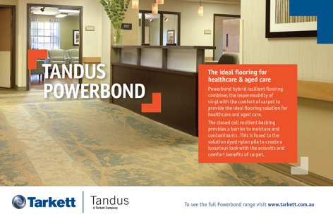 Tandus flooring from Tarkett