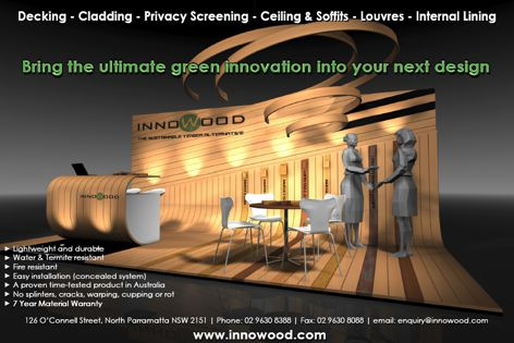 Innowood – ultimate green innovation