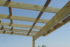 Hyne T3 Green outdoor timber