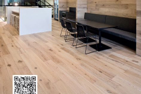 Timber flooring by Havwoods