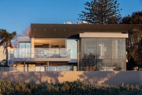 Private residence, Victoria by Tim Roberts Design.