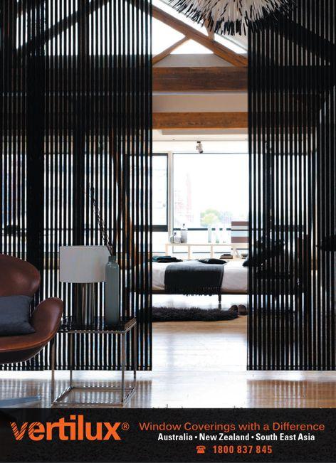 Window coverings by Vertilux