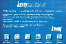 Knauf Knowhow Suite by Knauf