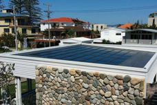 Solar roofing by Tractile