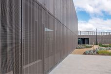 PicPerf facade at Australian Grain Technologies