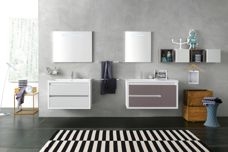 Inda bathroom furniture from Gro Agencies