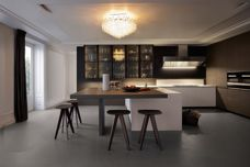 Trail kitchen by Poliform