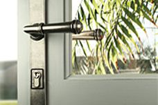 Finesse Design pewter door hardware