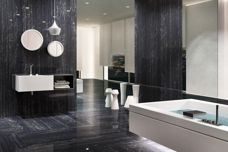 Large-format porcelain panels by Maximum