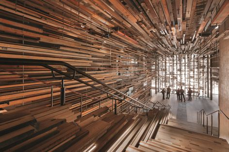 Nishi by March Studio, 2014 winner of the Commercial Interior category. Photography: John Gollings.