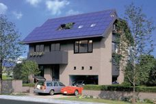 Just Roof integrated solar roofing system