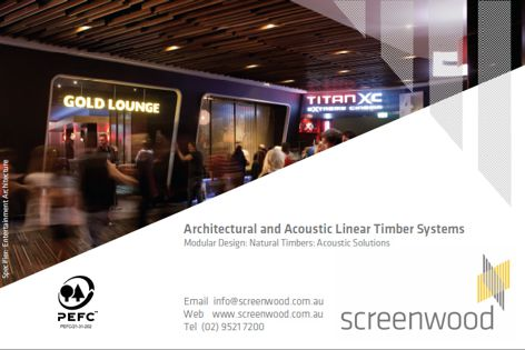 Timber systems by Screenwood