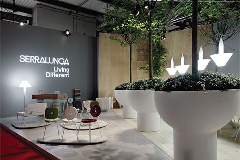 Primavera Planter from Space Furniture