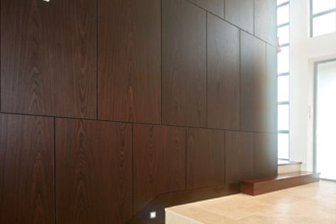 Impala can work with architects to create custom-built joinery.
