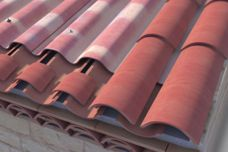 Cauzac Underlay Sheet System for terracotta tiles