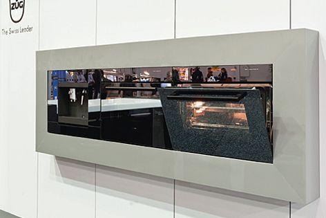 Combi-Steam XSL oven by V-Zug