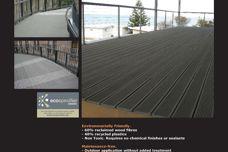 Le Messurier Eco-Profil decking