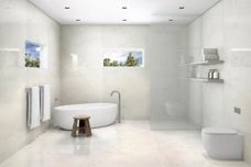 Bathroom surfaces from Caesarstone