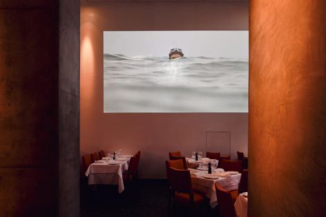 Di Stasio Citta by Hassell, winner of Best Restaurant Design. Photography: Peter Bennetts.