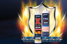 Fire-rated sealant by Bostik