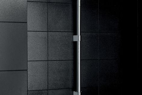 The Simply Beautiful shower column set from Zucchetti.