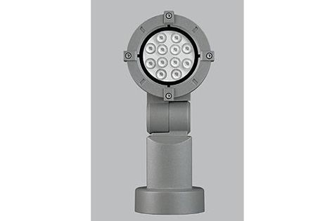 The FLC100 LED series by WE-EF is made up of the FLC121, FLC131 (pictured) and FLC141.