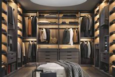 Wardrobe collection by Poliform