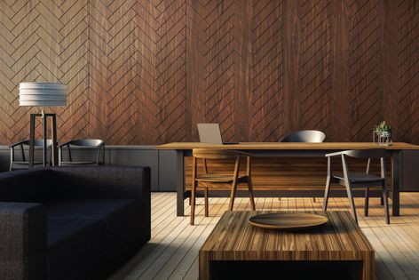 Expression Series Black timber veneers