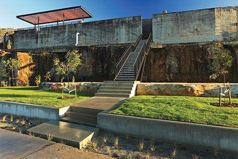 Ballast Point Park, Sydney by McGregor Coxall. Photography: Christian Borchert.