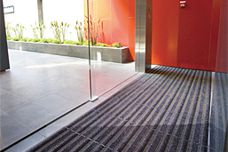 Integra architectural entrance matting