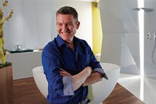 Kohler design director visits Australia