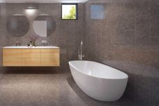 Fossile porcelain tile collection from Johnson Tiles