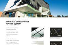Smartfix antibacterial facade system