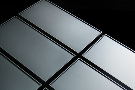 Lightweight aluminium fixing profiles make the Smartfix facade system easy to install.