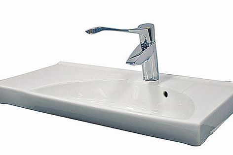 The basins provide extra protection against bacteria growth – ideal for health-care applications.