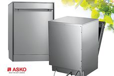 Outdoor dishwasher by Asko