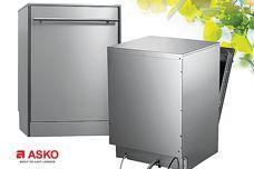 Outdoor dishwasher by Asko