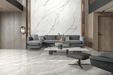 The Endless Vein™ tiles were designed by leading design studios.