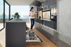 AVENTOS HK top overhead lift system by Blum