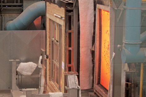 CSIRO tests found it meets the new Bushfire Construction Standards.