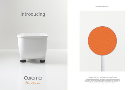 Marc Newson Collection from Caroma